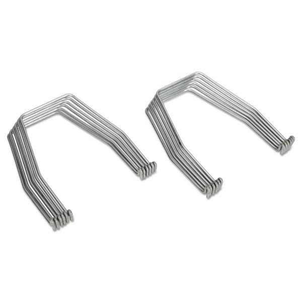 HON 600 Series Open Steel Shelf File Dividers, Letter/Legal, 6-1/2d x 7-3/4h, 12/PK
