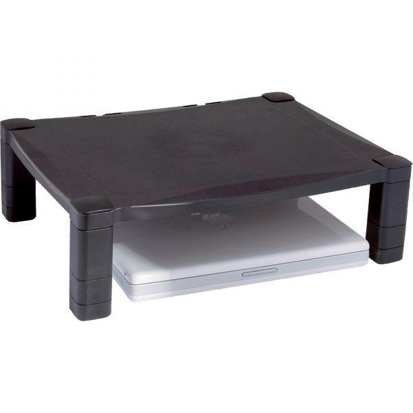 Kantek Single Platform Adjustable Monitor Stand