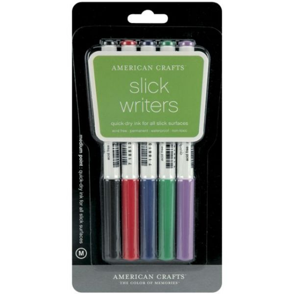 Slick Writers Markers