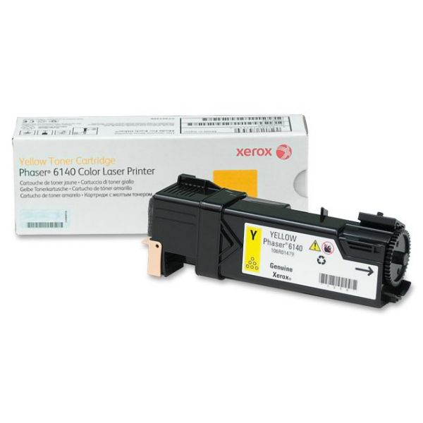 Xerox 106R01479 Yellow Toner Cartridge
