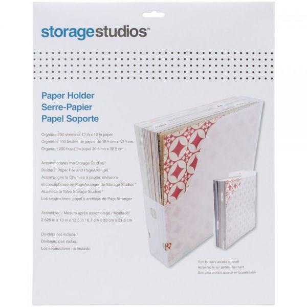 Storage Studios Paper Holder