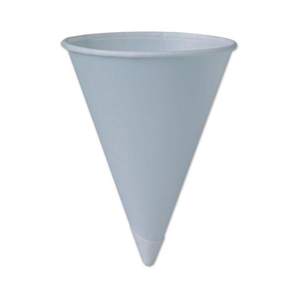 SOLO 6 oz Paper Cone Cups