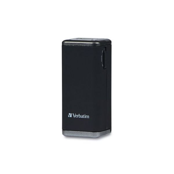 Verbatim AA Power Pack - Black