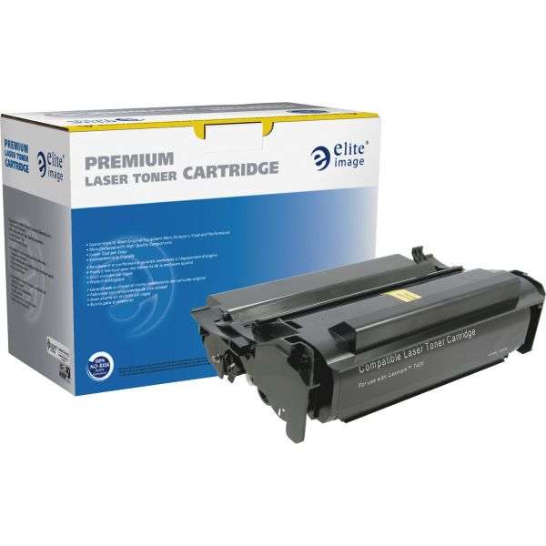 Elite Image Remanufactured Lexmark 12A7410 Toner Cartridge