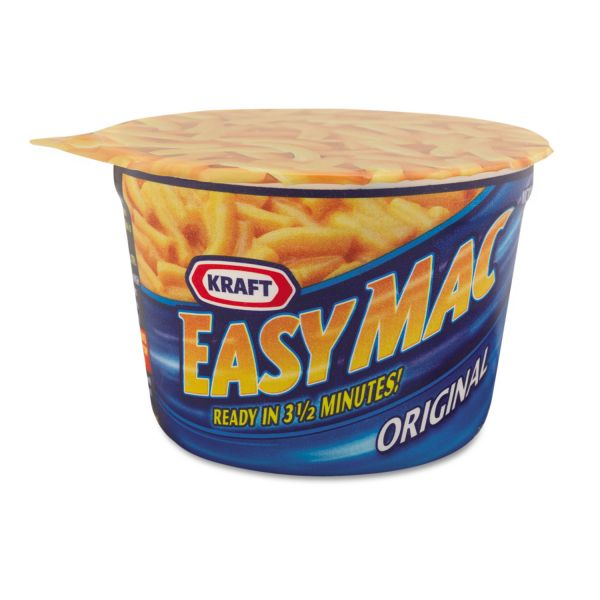 Kraft Easy Mac Micro Cups
