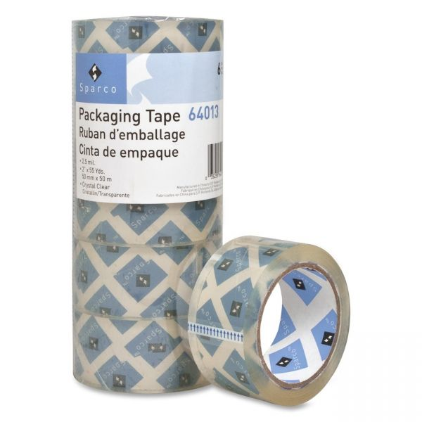 """Sparco 2"""" Packaging Tape"""