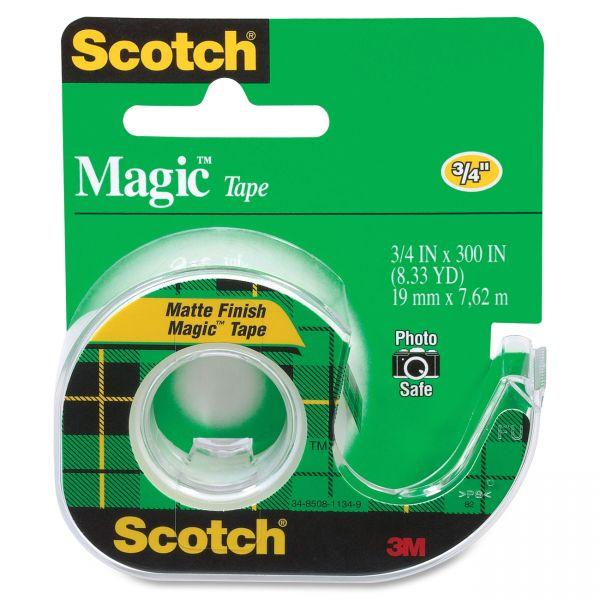 """Scotch 3/4"""" Magic Invisible Tape"""