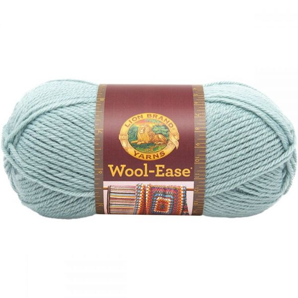 Lion Brand Wool-Ease Yarn - Seaspray
