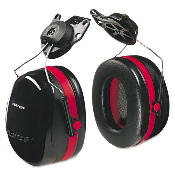 3M Peltor Dual-Cup Helmet-Mount Hearing Protector