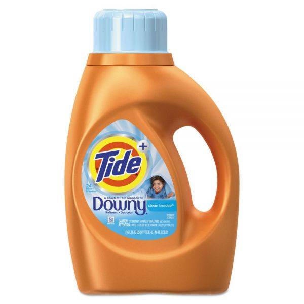 Tide Touch of Downy Liquid Laundry Detergent