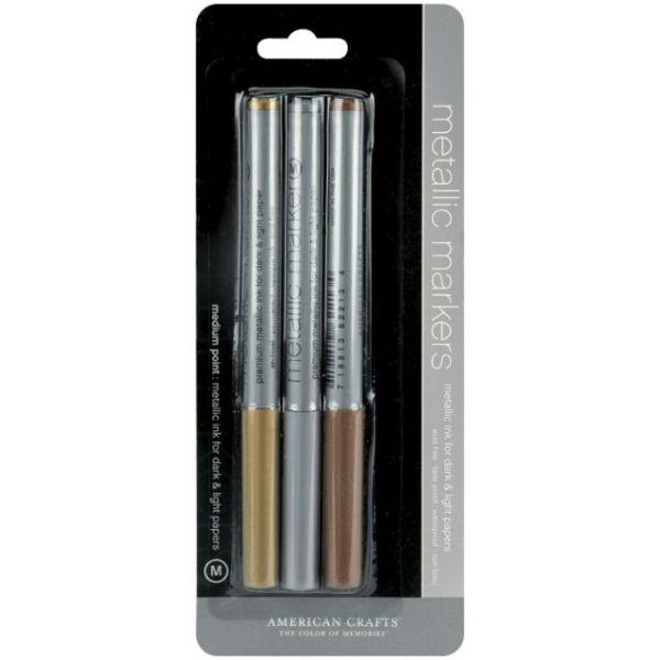 Metallic Markers