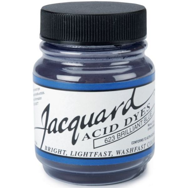 Jacquard Brilliant Blue Acid Dyes