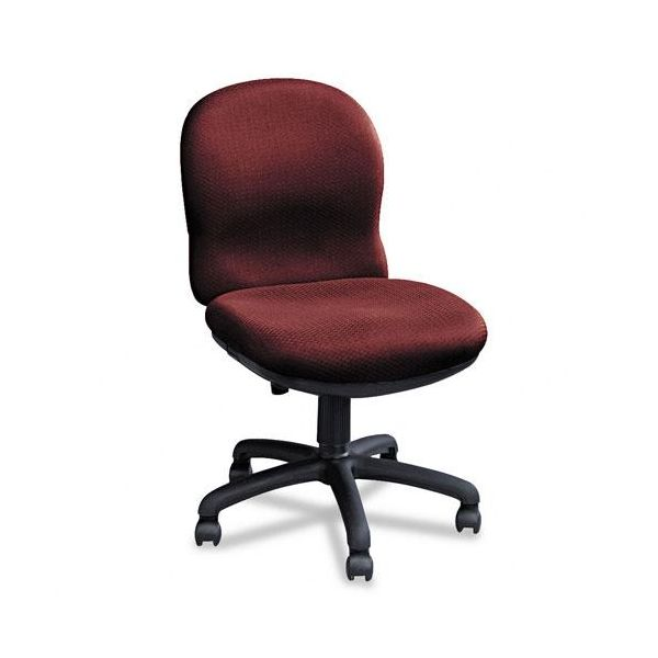 Safco Ambition Pushbutton Mid-Back Office Chair