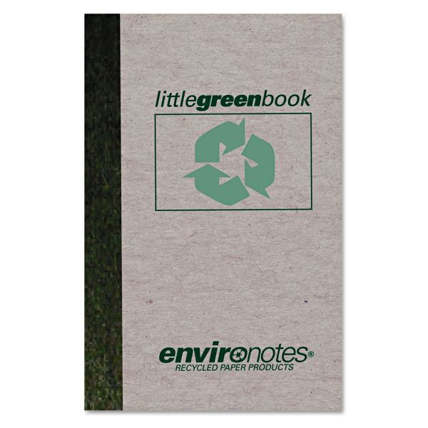 Roaring Spring Environotes Little Green Memo Notebook