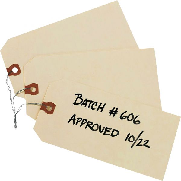 Avery #8 Wired Shipping Tags