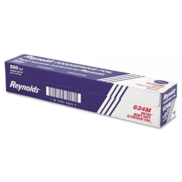 Reynolds Metro Heavy Duty Aluminum Foil