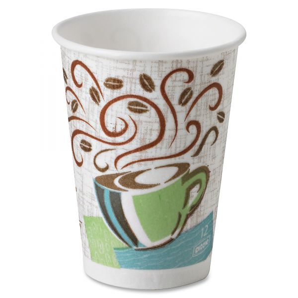 Dixie PerfecTouch Insulated 12 oz Coffee Cups