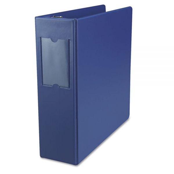 "Universal Suede Finish Vinyl 3"" Binder"
