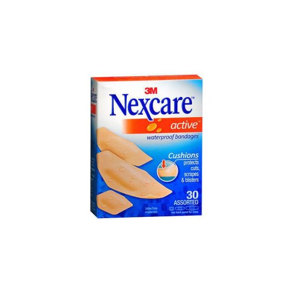 Nexcare Soft 'n Flex Bandages