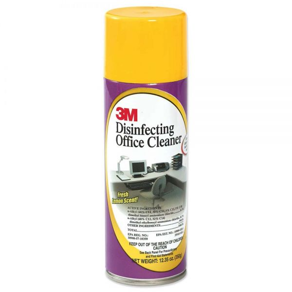 3M Disinfecting Office Cleaner CL574