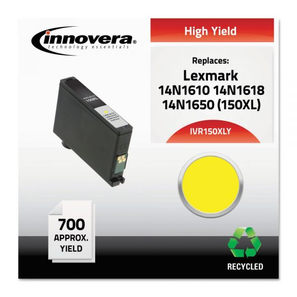 Innovera Remanufactured Lexmark 14N1610 (150XLY) High-Yield Ink Cartridge