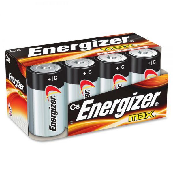 Energizer Max Alkaline C Batteries