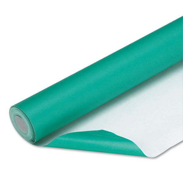 "Pacon Fadeless Paper Roll, 48"" x 50 ft., Teal"