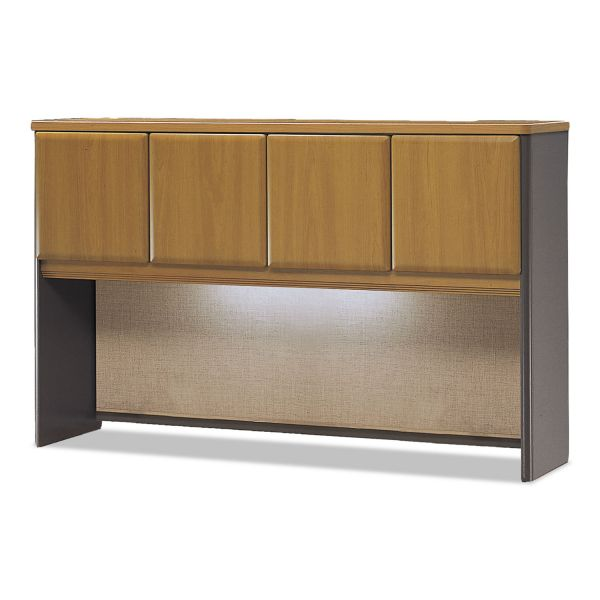 Bush Series A Collection 60W Hutch, Natural Cherry