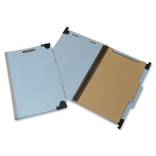 SKILCRAFT 1-Divider Hanging Classification Folders