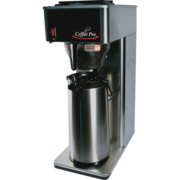Coffee Pro 2.2L Stainless Steel Commercial Brewer