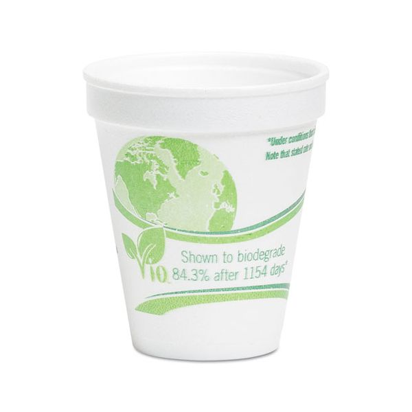 WinCup Vio Biodegradable 8 oz Foam Cups