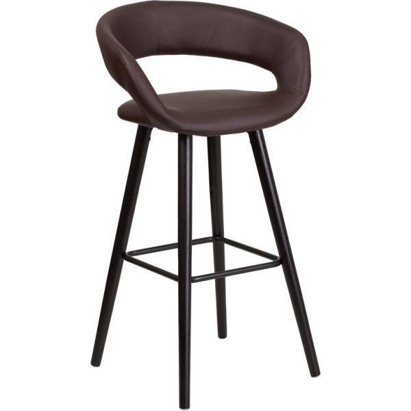 Flash Furniture Brynn Series 29'' High Contemporary Barstool