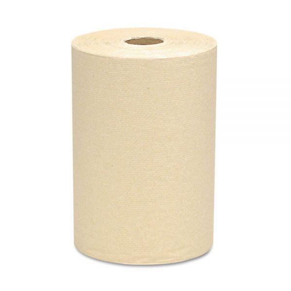 SCOTT 100% Recycled Fiber Hard Roll Paper Towel Rolls