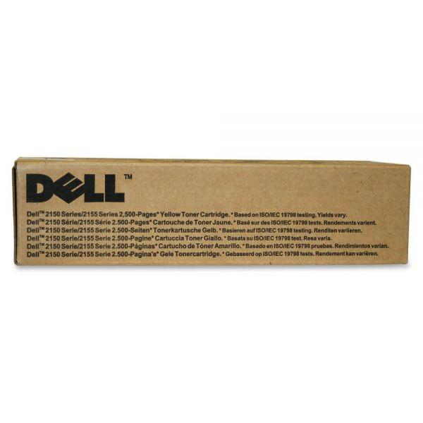 Dell 331-0718 Yellow Toner Cartridge