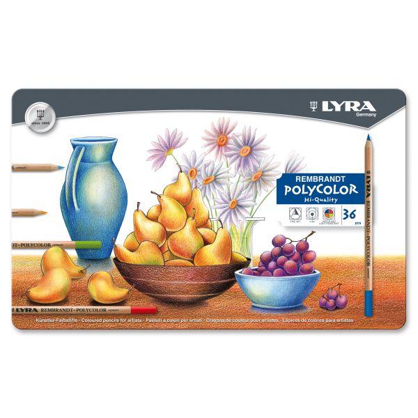 Lyra Rembrandt Polycolor Colored Pencils