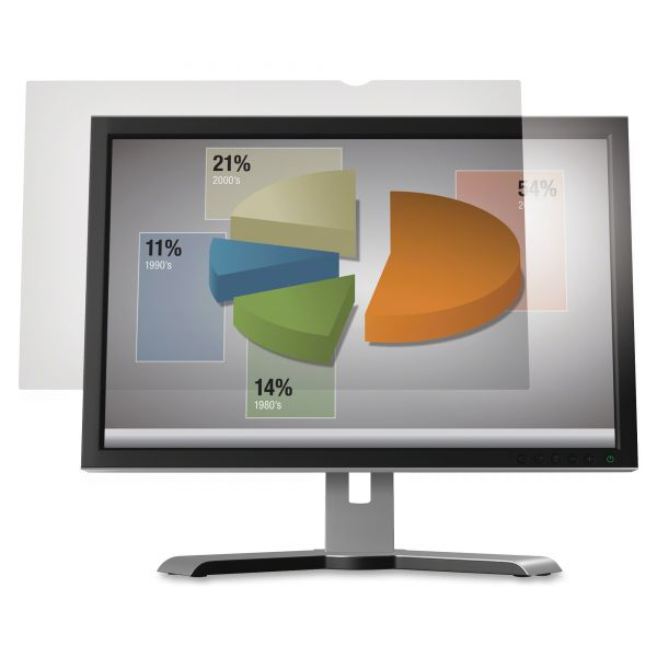 "3M Antiglare Flatscreen Frameless Monitor Filters for 21"" Widescreen LCD Monitor"