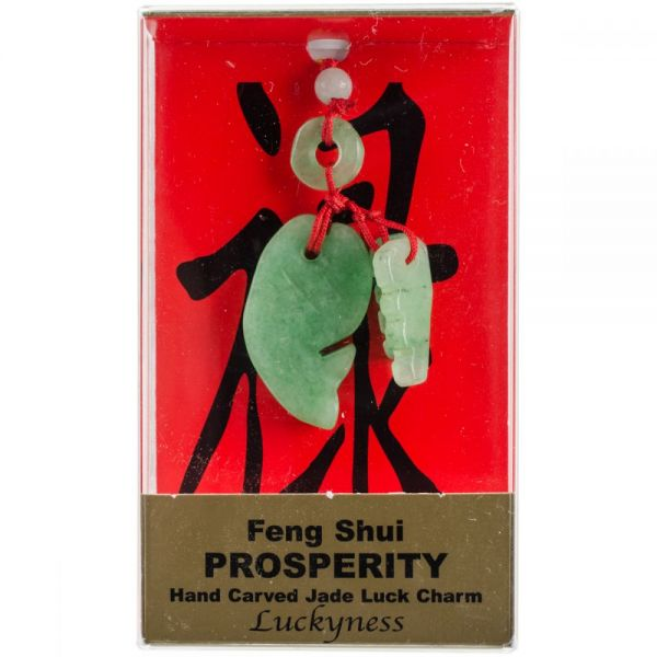 Feng Shui Luck Charms 1/Pkg
