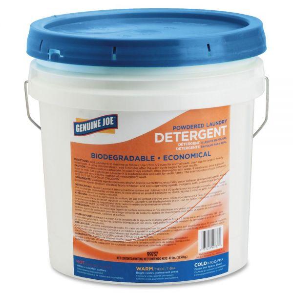 Genuine Joe Powder Laundry Detergent