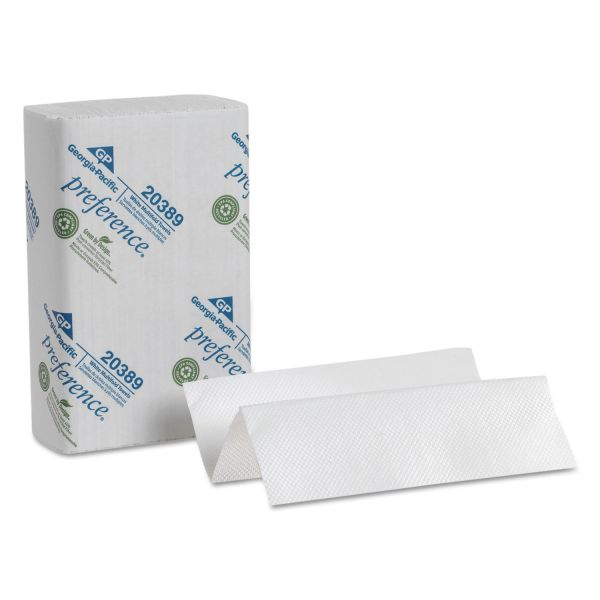 Preference Multifold Paper Towels