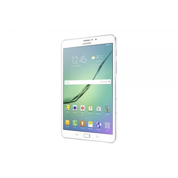 "Samsung Galaxy Tab S2 SM-T713 32 GB Tablet - 8"" - Wireless LAN Octa-core (8 Core) 1.80 GHz - White"