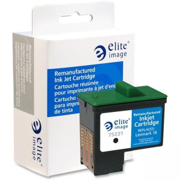 Elite Image Remanufactured Lexmark 10N0016 Ink Cartridge