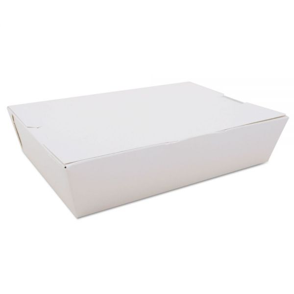 SCT ChampPak Tuck-Top Takeout Boxes