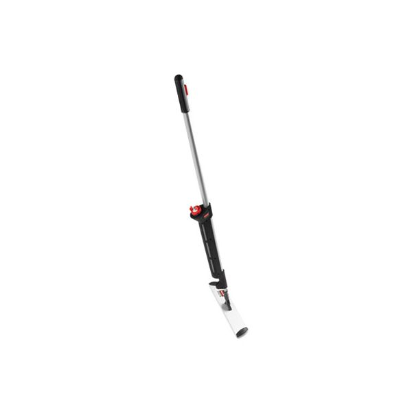 Rubbermaid Commercial Pulse Executive Spray Mop System, Black/Silver Handle, 55.4""