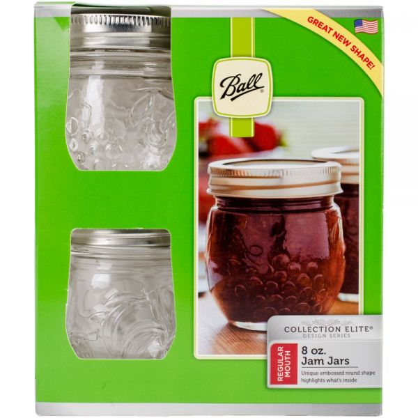 Ball (R) Regular Mouth Jelly Jar