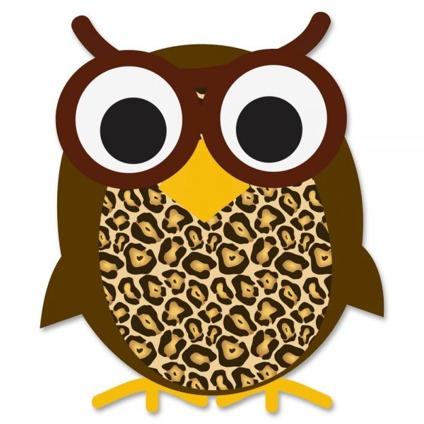Ashley Owl Design Magnetic Whitebrd Eraser