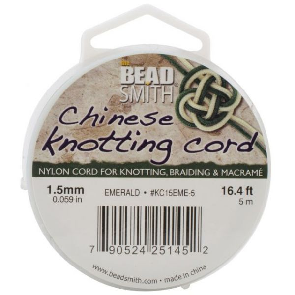 Chinese Knotting Cord 1.5mmX16.4'