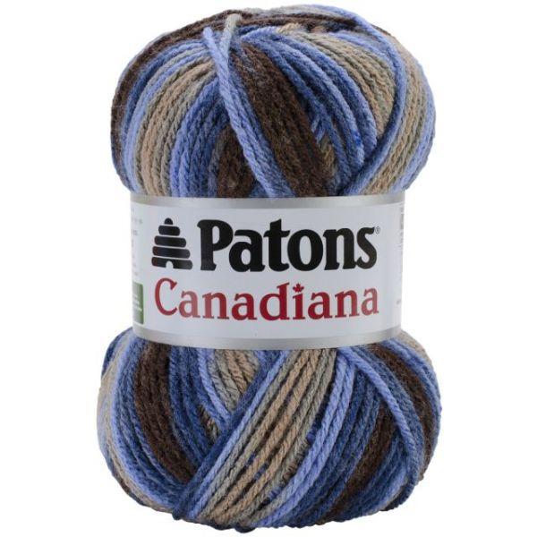 Patons Canadiana Yarn - Wedgewood