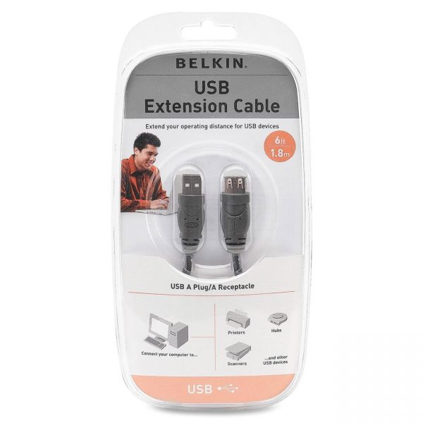 Belkin USB A-A Extension Cables