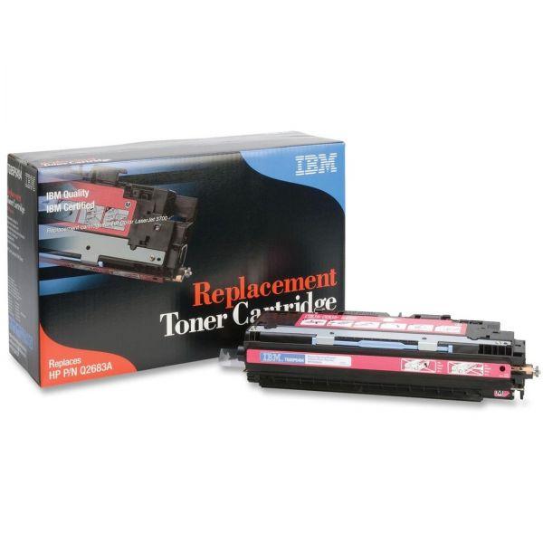 IBM Remanufactured HP Q2683A Magenta Toner Cartridge