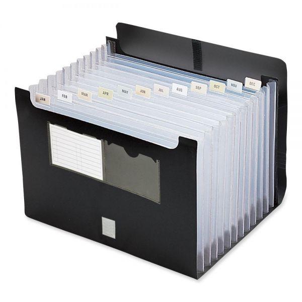 Smead 12-Pocket Desktop Expanding File